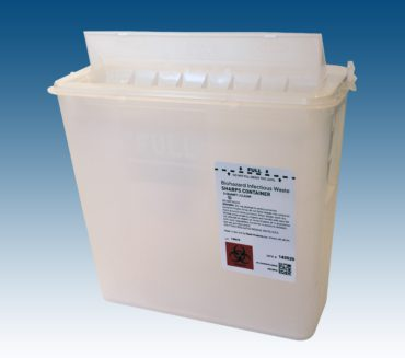 142020 5 Qt. Container Clear, 20case